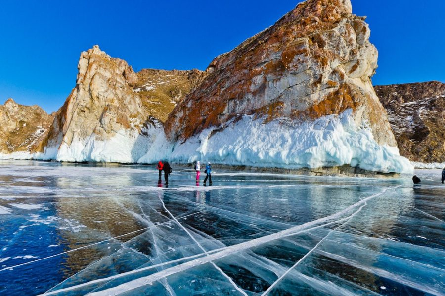 Lake Baikal ice adventure, Lake Baikal Russia tour