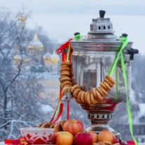 Russian customs and traditions