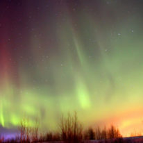 Northern Lights Russia