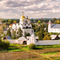 Suzdal Golden Ring tour Russia