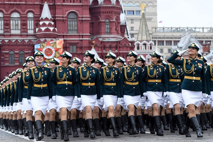 Victory Day Russia